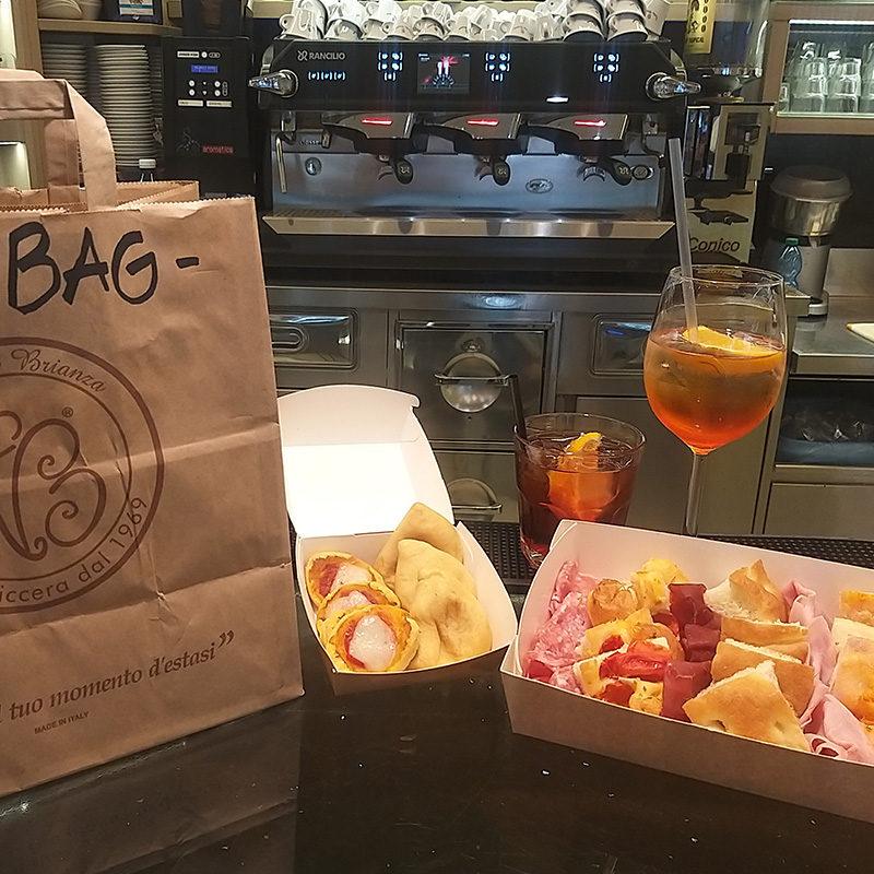 aperitivo bag